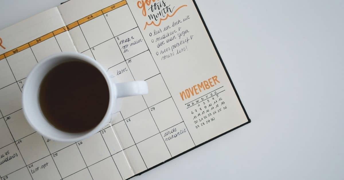 schedule blog posts wordpress
