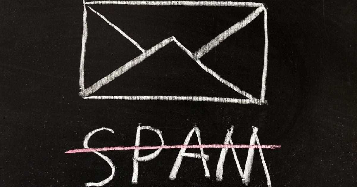 spam comments blog