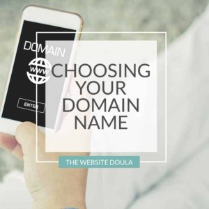 doula website domain name