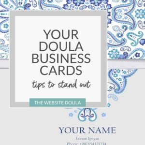 How to Start a Doula Service
