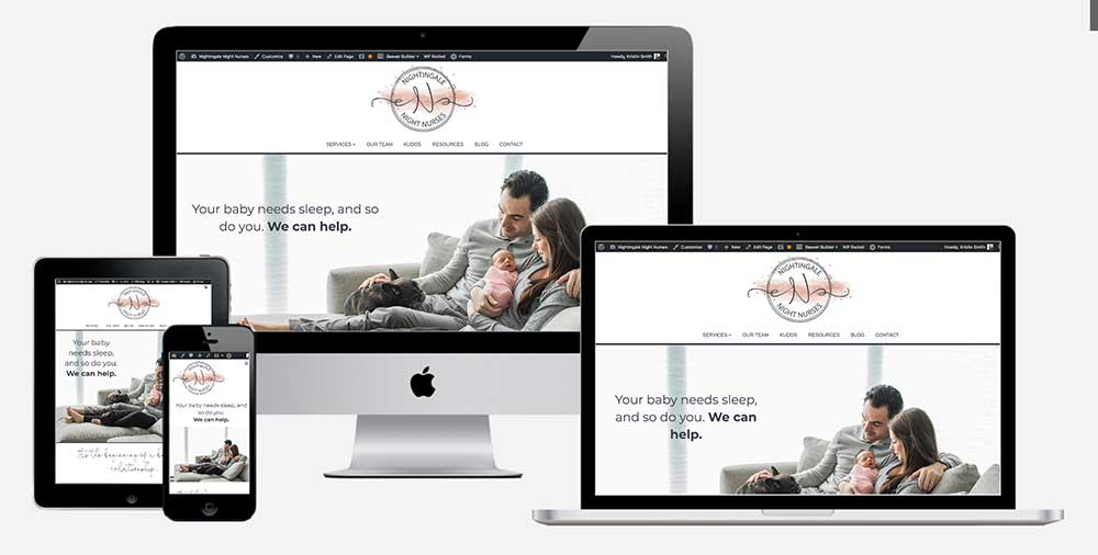 night nurses and postpartum doulas website