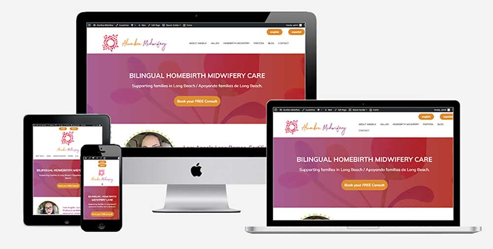 Midwifery Website