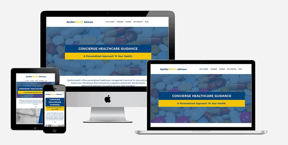 concierge healthcare website