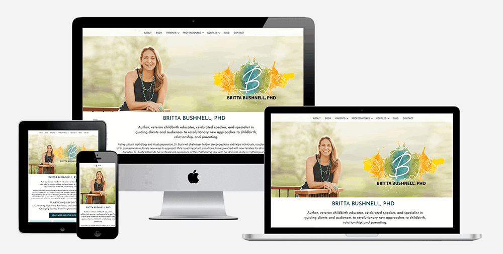 custom-website-britta