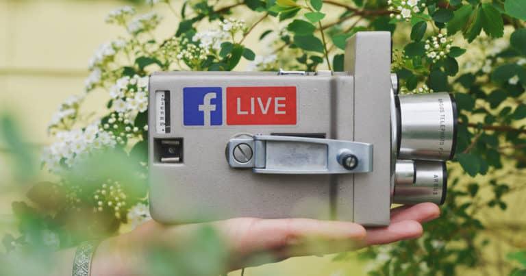 Facebook Live Topics Tips