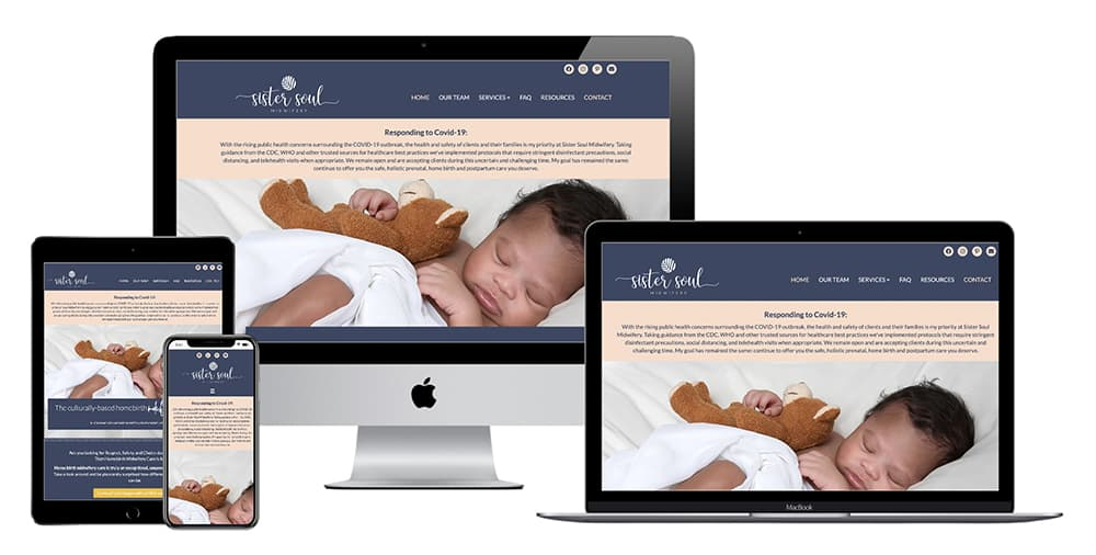 midwife-website