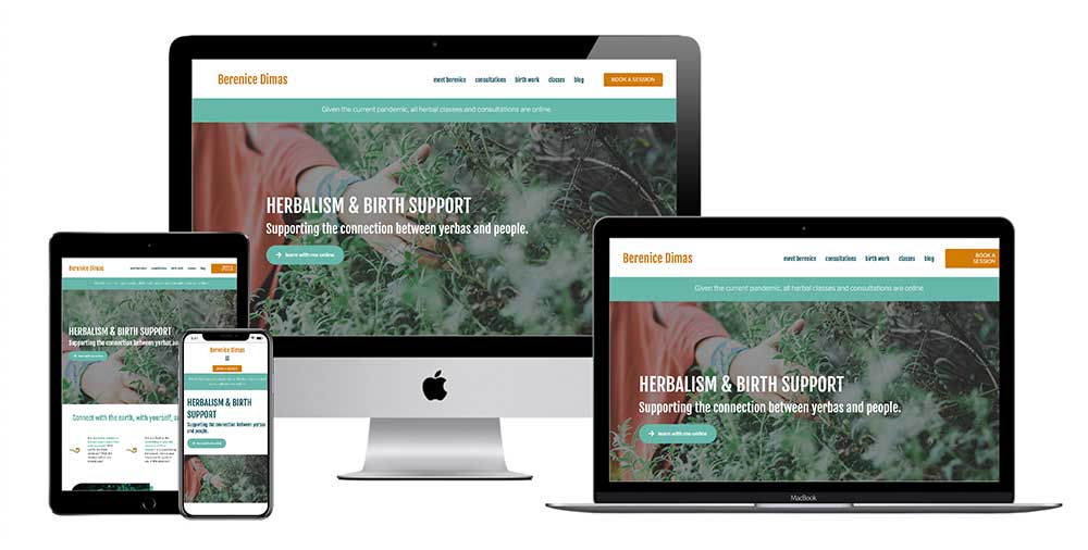 Herbalist Website