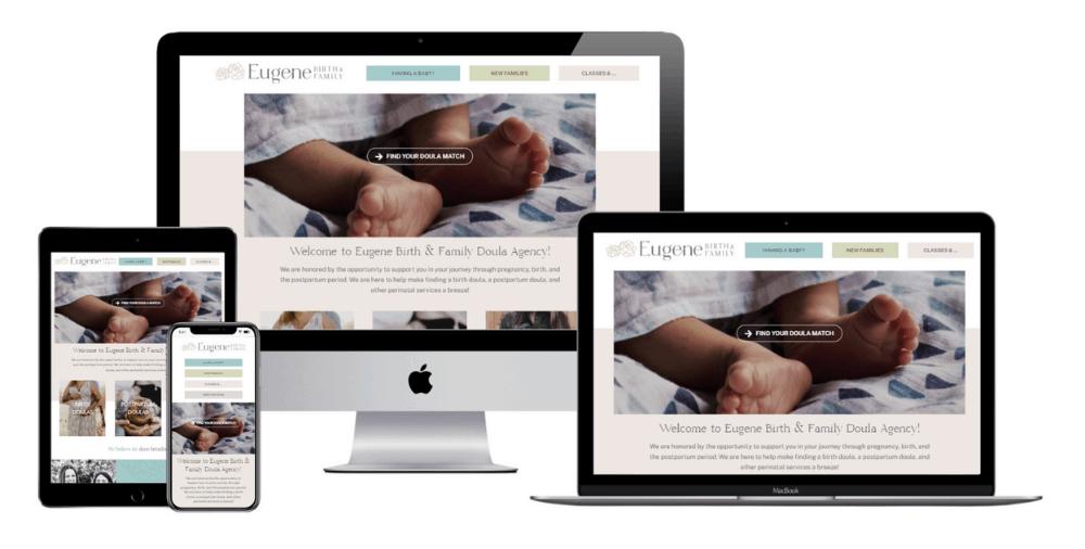Eugene Birth & Family Doula Agency